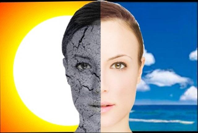 Nguyên nhân gây tàn nhang nám da mặt - Tác động từ bên trong và ngoài 2