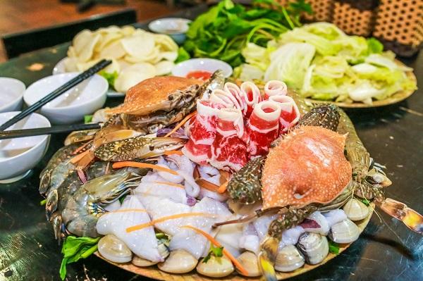 bị tàn nhang không nên ăn hải sản
