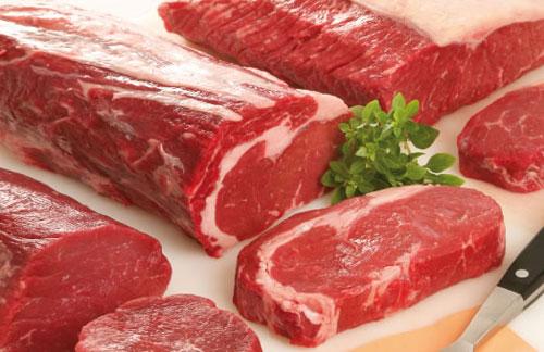 bị tàn nhang không nên ăn thịt bò