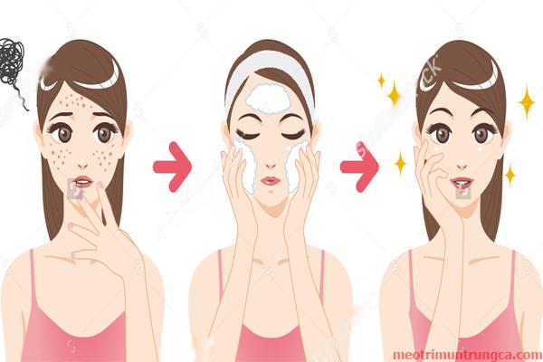 Cách chăm sóc da mặt hằng ngày giúp da trắng mịn tự nhiên