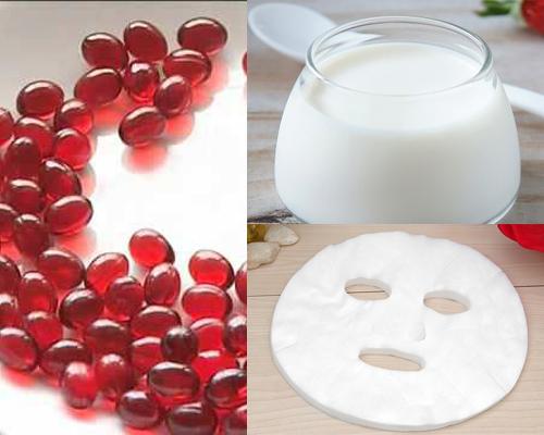 Học nhanh công thức trị nám da mặt bằng dầu gấc 1