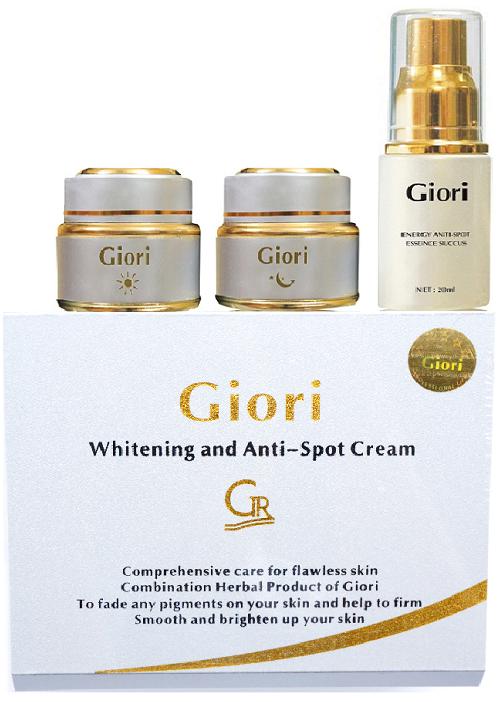 Kem trị tàn nhang Giori có tốt không? giá bao nhiêu? 1