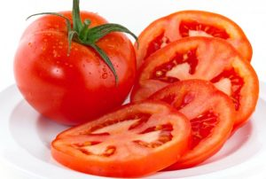 cà chua thái