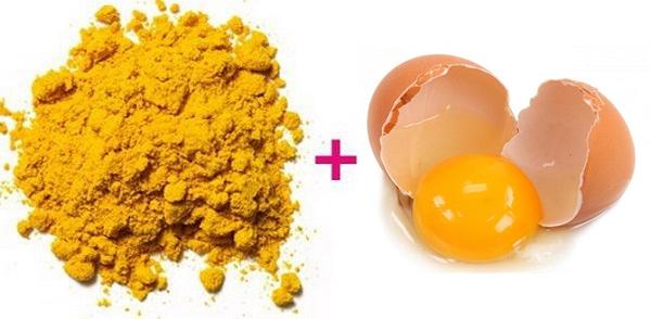 Cách làm mặt nạ trứng gà đắp mặt cho da sáng đẹp2