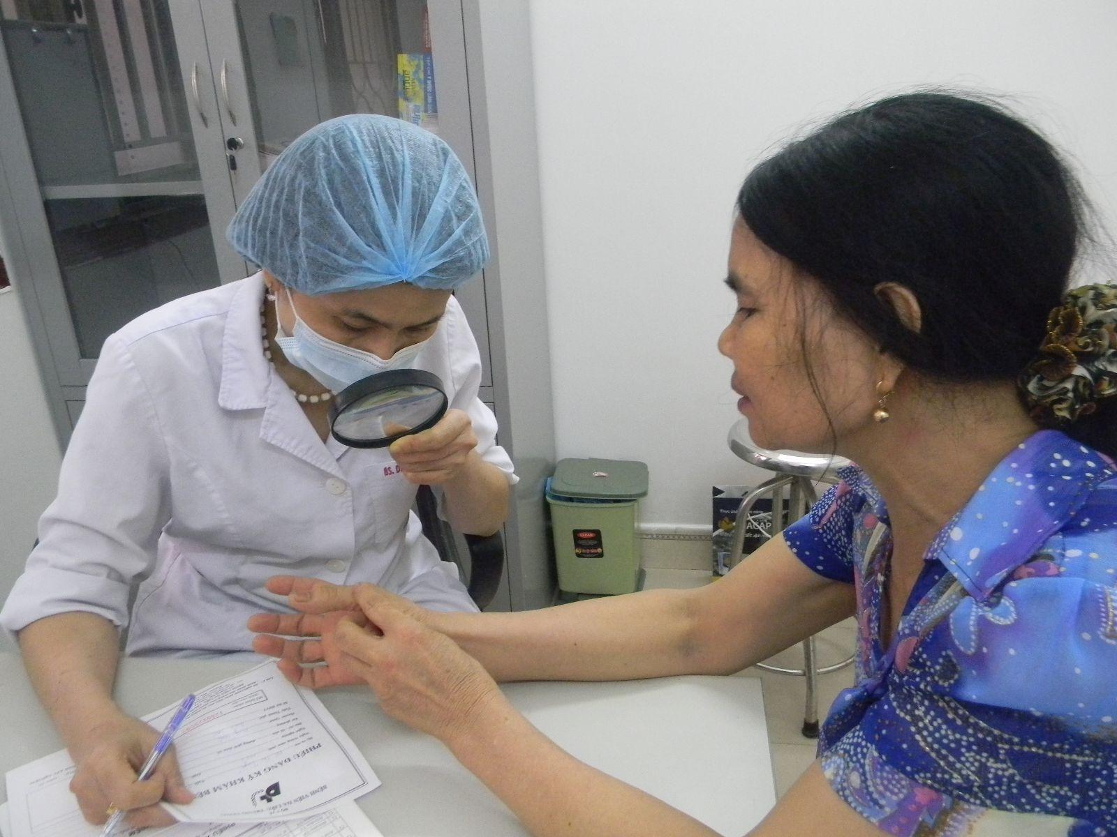 Lịch khám bệnh viện da liễu Hải Phòng