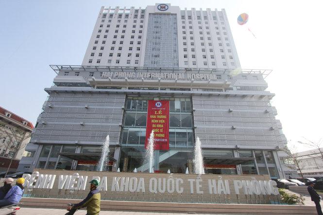 Lịch khám bệnh viện da liễu Hải Phòng1