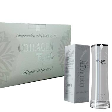 bộ sản phẩm collagen Tây Thi