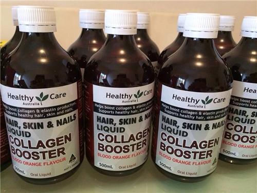 collagen healthy care có tốt không