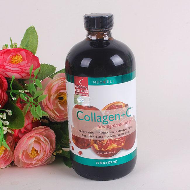 collagen hạt lựu của mỹ
