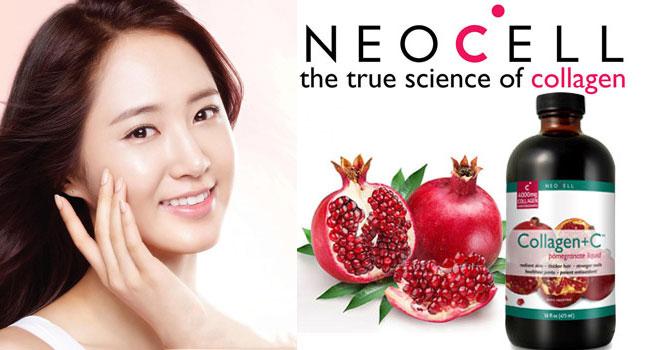 Neocell Collagen C Pomegranate Liquid có tốt không