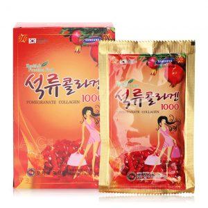 Nước lựu collagen Hàn Quốc Kangwha