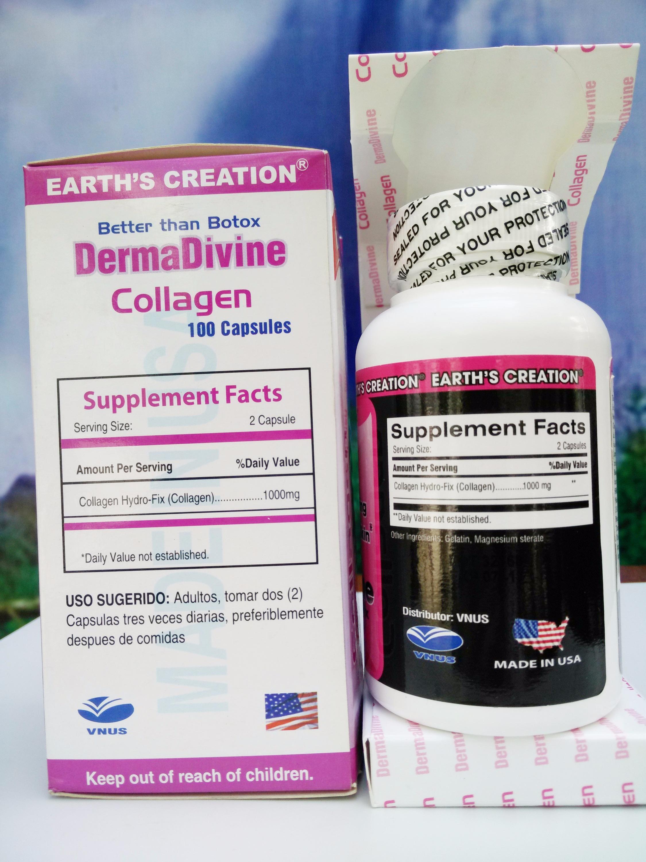 Collagen Dermadivine có tốt không