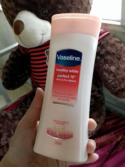 bà bầu có được dùng Vaseline không