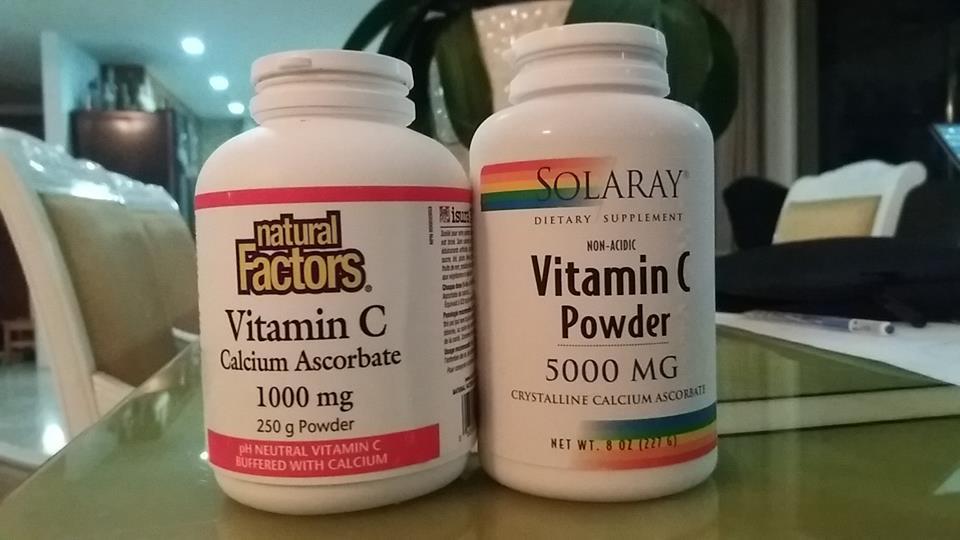 bot vitamin c dap mat