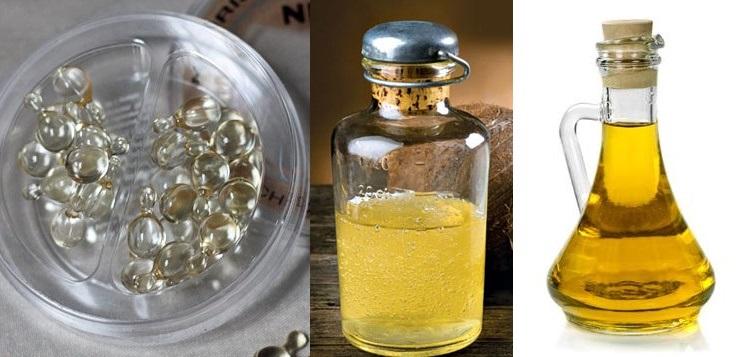 cách làm kem dưỡng da với dầu dừa và vitamin E