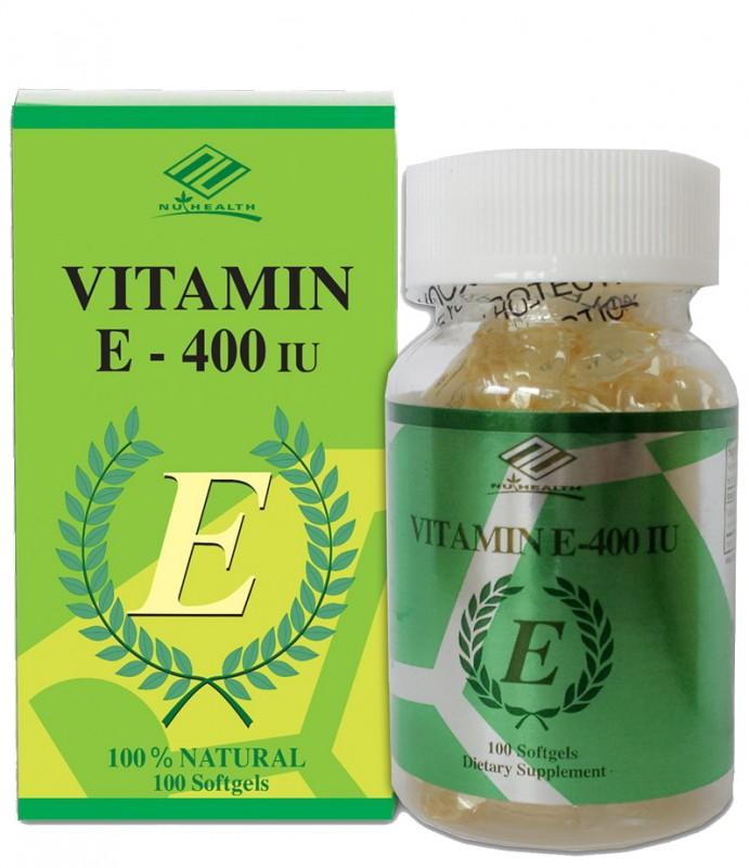 serum vitamin e dạng viên