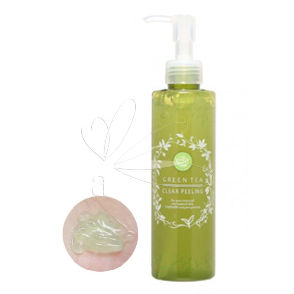 Santamarche Green Tea Peeling Gel