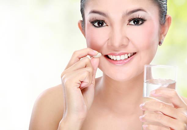 uống collagen có hại không