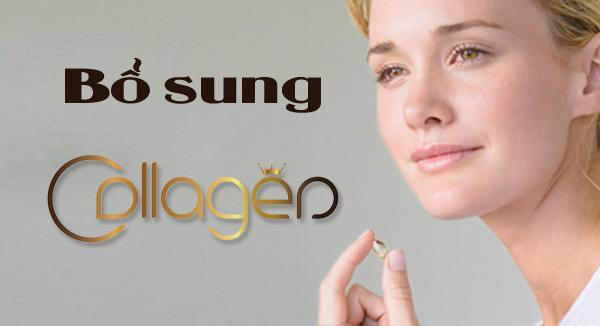 uống collagen có làm thay đổi nội tiết không