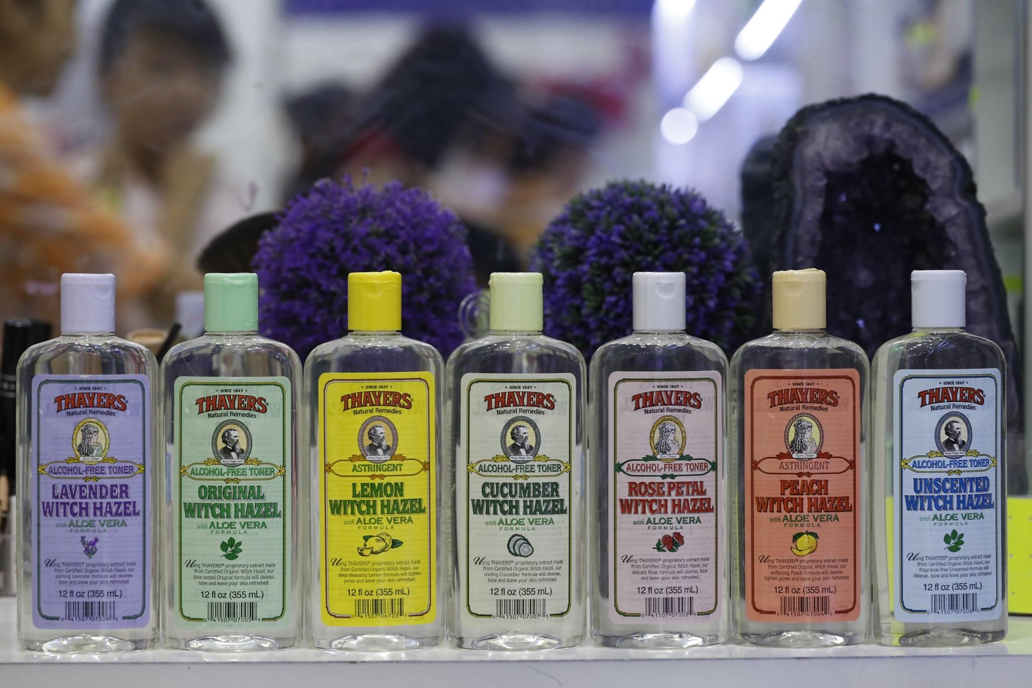 cách chọn nước hoa hồng cho mọi loại da