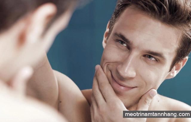 Cách chăm sóc da mặt cho nam tút lại phong độ
