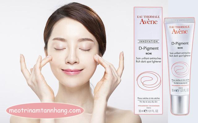 Kem trị nám Avene D-pigment